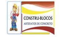 Logo de CONSTRUBLOCOS E MARMOARIA em Barra de Jangada