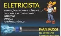Logo I R Eletrica e Segurança Eletrônica em Jardim Alvorada