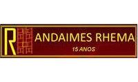 Logo de Andaimes Rhema em Brás