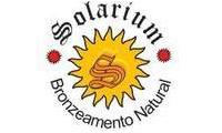 Logo de Solarium Bronzeamento Natural em Conjunto Vera Cruz