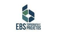 Logo EBS Topogragia e Projetos em Centro