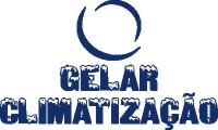 Logo de Gelar Climatização em Vila Riod