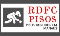 Logo de RDFC Pisos - Pisos Korodur em Manaus