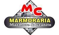 logo da empresa MC Marmoraria em Cuiabá