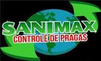 Logo Sanimax Dedetização