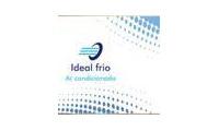 Logo de ideal frio climatizaçao
