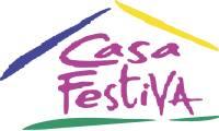 Logo de Casa Festiva em Centro