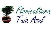 Logo de Floricultura Tuia Azul em Bela Vista