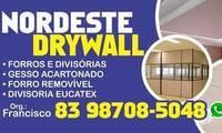 Logo de Nordeste Drywall em Alto do Mateus