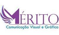 Logo de Mérito Comunicação Visual em Beira Rio