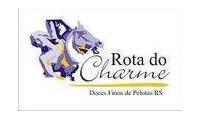 Logo de Rota do Charme Doces Finos de Pelotas em Asa Sul