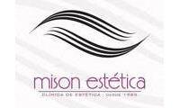 Logo de Clínica de Estética Mison em Catete