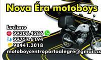 Logo Agências de motoboys no bairro são Geraldo em São Geraldo