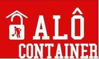 Logo de Alô Container em Areal