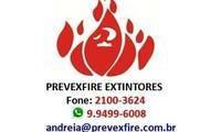 Logo Prevexfire Serviços e Equipamentos Contra Incêndio em Vila Santa Clara