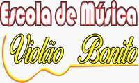 Logo de Escola de Música Violão Bonito