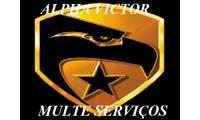Logo Alpha Victor Sistema de Segurança E Multe Serviços em Igapó