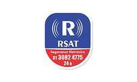 Logo de R Sat em Madalena