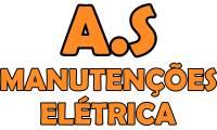 Logo A.S Manutenções Elétricas em Fundão