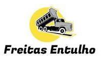 Logo Freitas Entulho 24h Jacarepaguá em Gardênia Azul