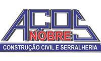 Logo Aços Nobres em Nova Campinas