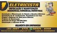 Logo Htec Serviços Elétricos em Vila da Penha
