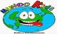 Logo de ANIMAÃO DE FESTA mundo  Kids em Penha