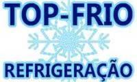 logo da empresa Top-Frio Refrigeração 24h
