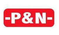 Logo de P & N Baterias em Glória
