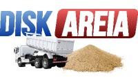 Logo de Disk Areia