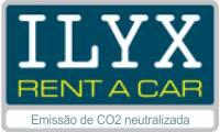 Logo de Ilyx Rent A Car em Santo Antônio