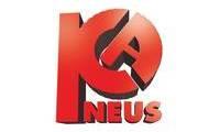 Logo de C A Pneus em km 18