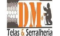 Logo de DM Telas e Serralheria em Eymard