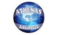 Logo de Athenas Idiomas em Planalto