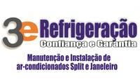 Logo de 3E Refrigeração - Limpeza, Manutenção e Instalação de Ar condicionado em Santa Maria
