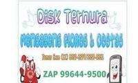 Logo Disk Ternura Mensagens & Presentes