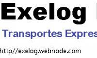 Logo de Exelog Express em da Paz