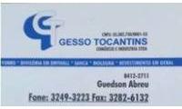 Logo de Gesso Tocantins
