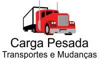 Logo Carga Pesada Transportes E Mudanças