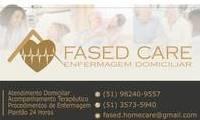 Logo de FASED CARE em Sarandi