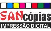 Logo Sancópias Impressão Digital em Jardim Paulista