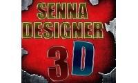 Logo de Senna Designer em Eletronorte