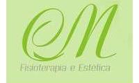 Logo de CM Estética em Canela