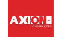 Logo de Axion Construções em Alto de Pinheiros