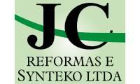 Logo Jc Sinteco E Reformas em Grajaú