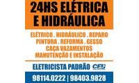 Logo de 24 Hs Manutenções E Instalações