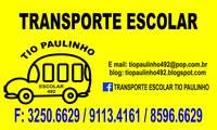 Logo de Transporte Escolar Tio Paulinho em Restinga