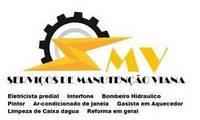 Logo de SMV em Rocinha