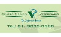 Logo de Centro Médico Veterinário Dr. Jefferson Sousa em Tamarineira