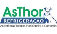 Logo de Asthor Refrigeração em Vila Cavaton